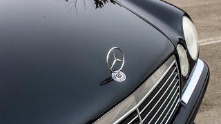 Смотреть на МИР через ПРИЦЕЛ! Mercedes Benz W210