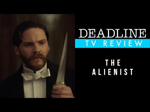 The Alienist Review - Daniel Bruhl, Dakota Fanning
