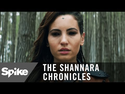 'Eretria Stares Down The Darkness' Ep. 208 Official Clip | The Shannara Chronicles (Season 2)