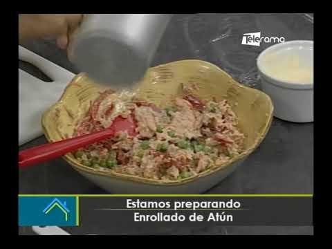 Hoy en la cocina: Enrollado de atún
