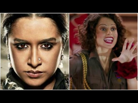 Shraddha Working Hard For Haseena | Kangana Says H