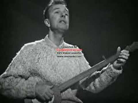 Seeger - Pete singing on BBC's 'Tonight In Person' in 1964. (Ripped from Folk Sounds of the Sixties, BBC4, 2006). Apologies for the watermark which appears. I hope to...