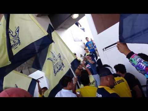 Ritual del kaoz en la rampa del estadio azteca - Ritual Del Kaoz - América