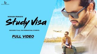 Video Study Visa |Roshan Prince|  Full Video || New Punjabi Songs 2018 | Boombox MP3, 3GP, MP4, WEBM, AVI, FLV Oktober 2018