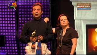 Skecz, kabaret = Kabaret Hrabi - Dzień mężczyzny (przemoc w rodzinie)