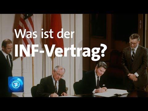 Was ist der INF-Vertrag?