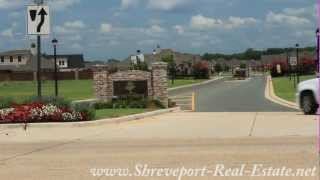 Bossier City (LA) United States  city pictures gallery : Cypress Bend Subdivision Neighborhood - Bossier City, LA