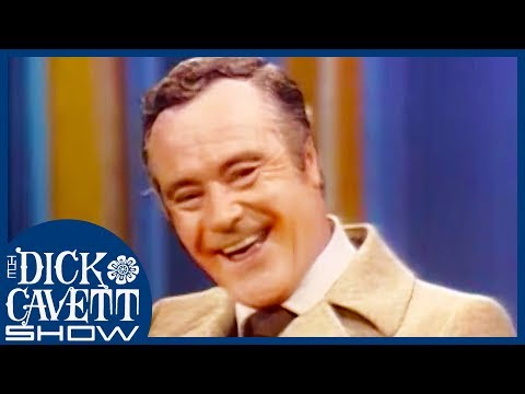 Jack Lemmon on how he got cast as Ensign Pulver in 'Mister Roberts'   The Dick Cavett Show