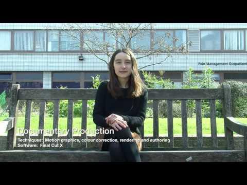 Holly Brooks Showreel 2016 (видео)