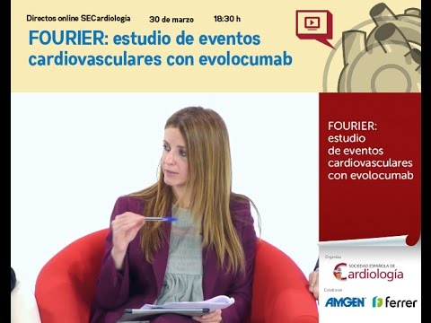 FOURIER: estudio de eventos cardiovasculares con evolocumab