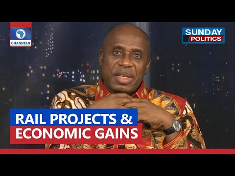 Amaechi Gives Update On Rail Projects, And Loans Repayment Strategy