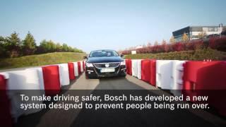 EN   Bosch driver assistance systems