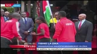 Baadhi Ya Wanamichezo Wamejiondoa Katika Mashindano Kufuatia Hofu Ya Virusi Vya Zika