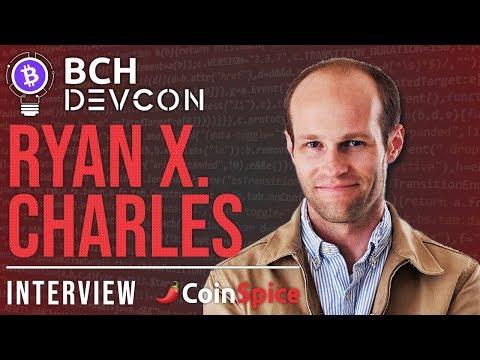 Ryan X. Charles interview - BCH DEVCON San Francisco 2018_Storage videók rendszergazdáknak
