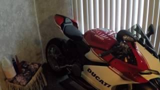 10. Ducati 1299sa vs 1199s tricolore walkaround