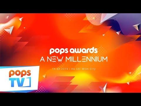 POPS AWARDS A NEW MILLENNIUM - TRAILER - Thời lượng: 79 giây.
