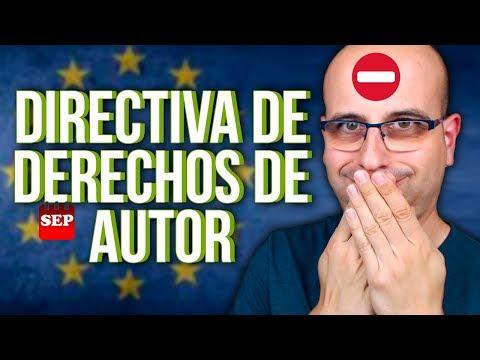 La Unión Europea rechaza la directiva de derechos de autor