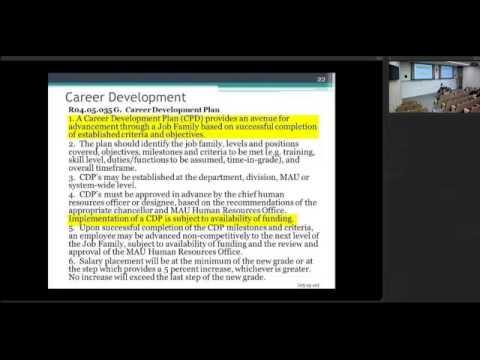 Employee Appraisal Form training video