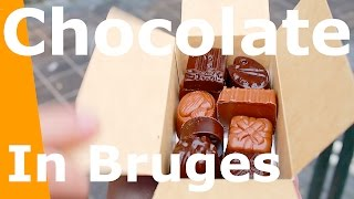 Bruges Belgium  city photos gallery : Best Chocolate shops in Bruges Belgium