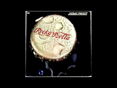 Judas Priest – Rocka Rolla (1974):