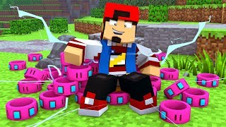 Chipart - Minecraft: BUGOU ANEIS DO PODER - POKEMON #22 ‹ EduKof Games ›