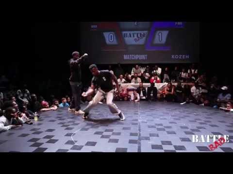 DJYLO vs PDOG - HIP-HOP 1/4 FINAL - Battle BAD 2016
