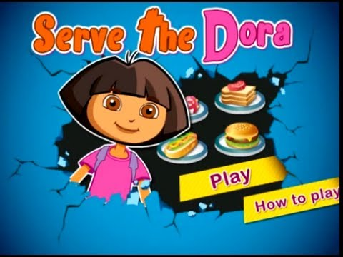 Dora The Explorer Online Games Dora Cooking Games