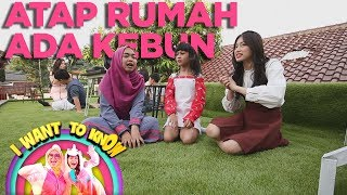 Video Wow!! Rumah Ria Ricis Ada Taman di Atapnya! - I Want To Know (6/1) PART 2 MP3, 3GP, MP4, WEBM, AVI, FLV Maret 2019