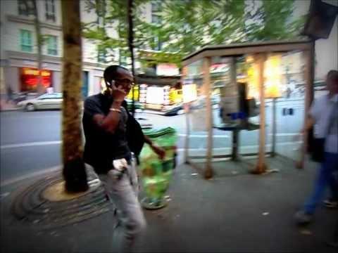 Boulevard Haussmann – Paris