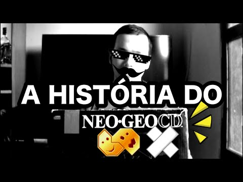 A HISTORIA DO NEO GEO CD