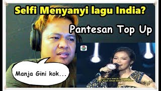 Video Selfi menyanyinya Manja bukan Kaku !!! Liga Dangdut Indonesia - Indosiar # Reaction MP3, 3GP, MP4, WEBM, AVI, FLV September 2018