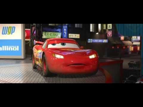 Autot 2  - Uusi virallinen Disney/Pixar HD traileri