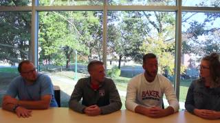 Men's Soccer Interview with Goalkeepers