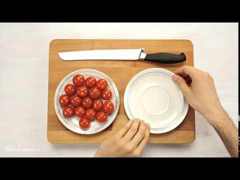 Mách bạn cách gọt trái cây dễ như trở bàn tay!