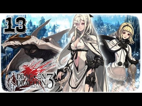 Drag-on Dragoon 3 (Drakengard 3) - Playthrough / Walkthrough - Part #13 (видео)