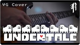 Undertale: Dummy! - Metal Cover || RichaadEB
