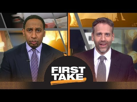 Stephen A. and Max debate if LeBron James is playing his best basketball   First Take   ESPN