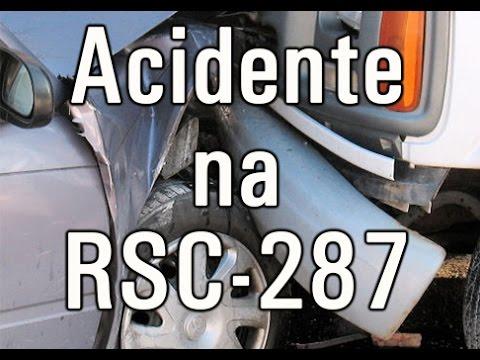 Acidente na RSC - 287