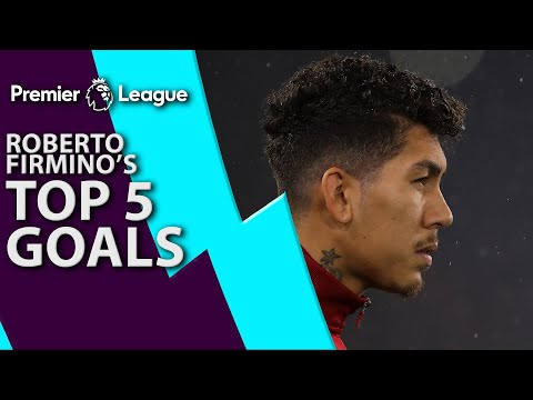 Video: Roberto Firmino's top 5 goals for Liverpool | Premier League | NBC Sports