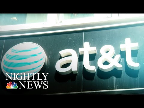 Judge Approves AT&T's $85 Billion Time Warner Acquisition | NBC Nightly News