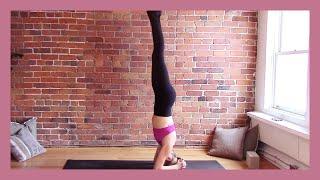 Video Yoga Arm Balances, Inversions & Standing Poses - Slow Flow Yoga {60 min} MP3, 3GP, MP4, WEBM, AVI, FLV Maret 2018