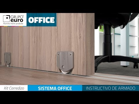 Sistema Corredizo OFFICE