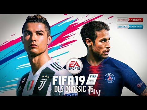 DREAM LEAGUE SOCCER MOD FIFA 19 APK + OBB CLASSIC HD 100MB DOWNLOAD MEDIAFIRE