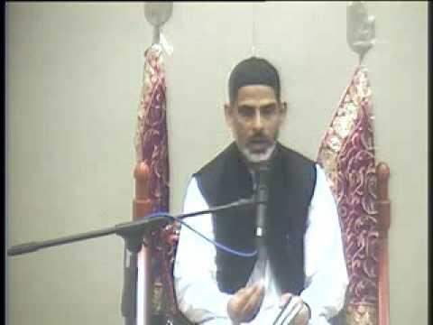 1438 AH – Ramadhan – 2 – Shab – Majlis