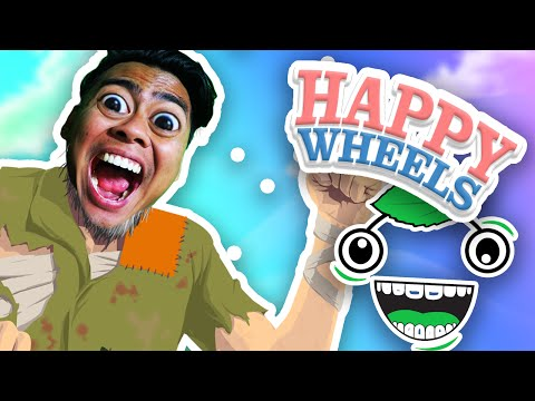 PLAYING YOUR LEVELS! | Happy Wheels #11 (видео)