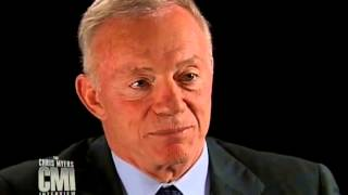 Chris Myers interviews Jerry Jones