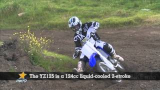 6. MXTV Bike Review - 2013 Yamaha YZ85 and YZ125