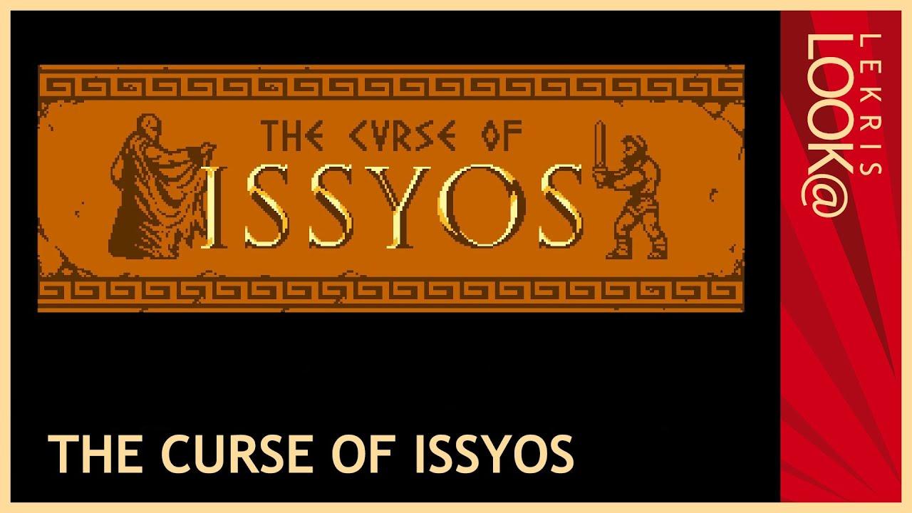 Kostenloser Castlevania-Klon - Ein Fischer macht Suflaki - Have a LOOk @ The Curse of Issyos