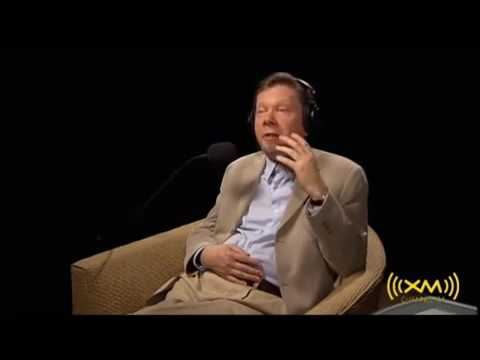The Best Eckhart Tolle Talk (1 hr 30 min) Power of Now, A New Earth (look up UG Krishnamurti)