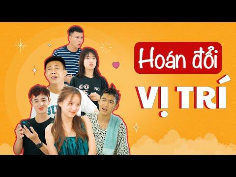 HOÁN ĐỔI VỊ TRÍ | Đại Học Du Ký Phần 174 | Phim Ngắn Siêu Hài Hước Sinh Viên Hay Nhất Gãy TV